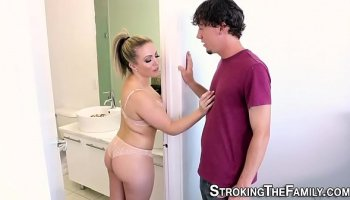 Stepsister Fucked By Her Stepbrother In The B