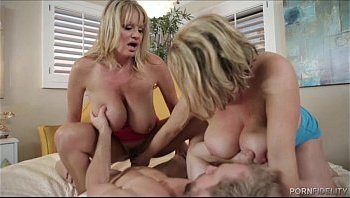 busty moms orgy