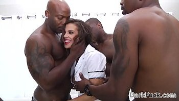 daughter bbc gangbang