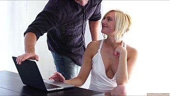 Pretty Blonde Porn